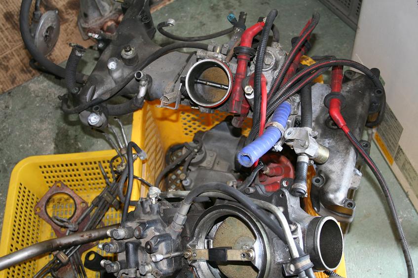 911SC エンジンオーバーホール ホーム>&nbsp